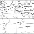 Die thermischen Vegetationszonen