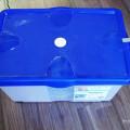 Schabenzucht- Behälter